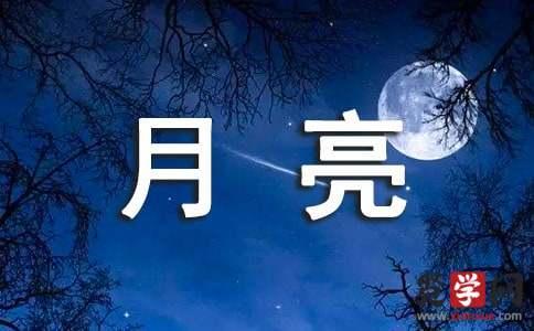 中秋的月亮作文(精选中秋的月亮作文3篇)